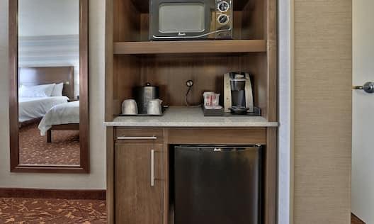 Standard Room Amenities