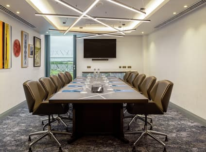 Boardroom In Executive Lounge