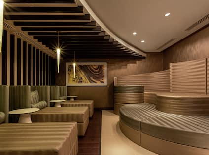 Relaxation Room at Spa