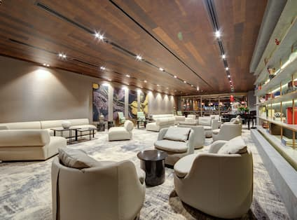 Lobby Large Seating Area
