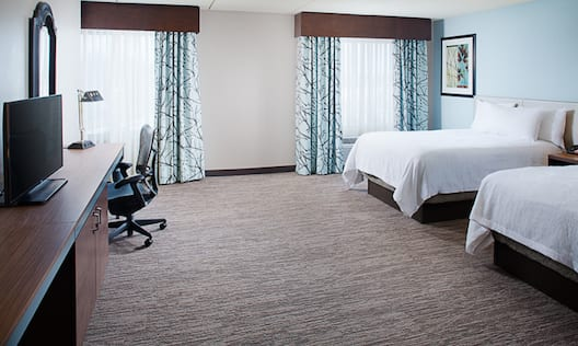 Accessible Room with 2 Beds