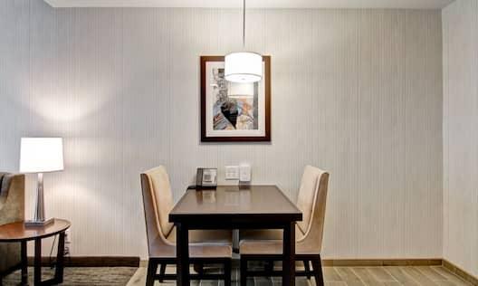Suite - Dining Area