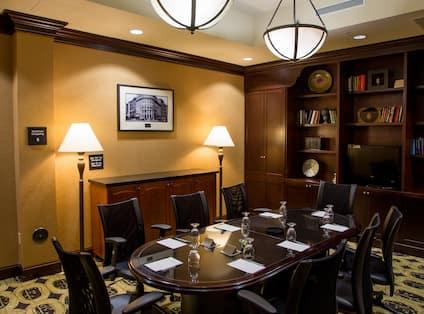 Formal Meeting Room Boardroom