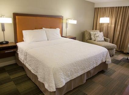 King Bed Standard Guest Room