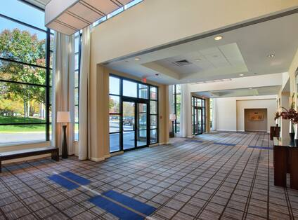 Meeting Entrance
