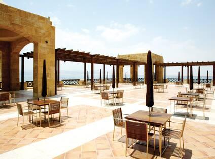 Ground Floor Terrace Tables