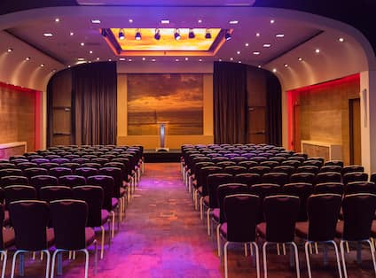 Meeting Room Setup Theater Style