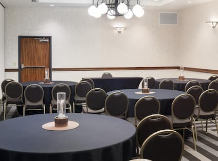 Opportunity meeting room