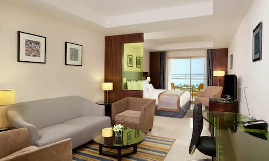 King Junior Suite With Sea View