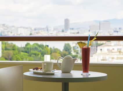 Hotel Guestroom Balcony