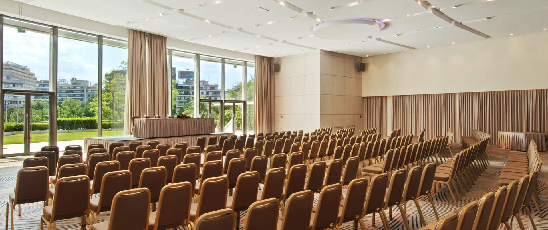 Meeting Room in Theater Setup