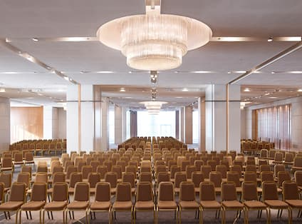 Terpsichore - Large Ballroom with Chairs