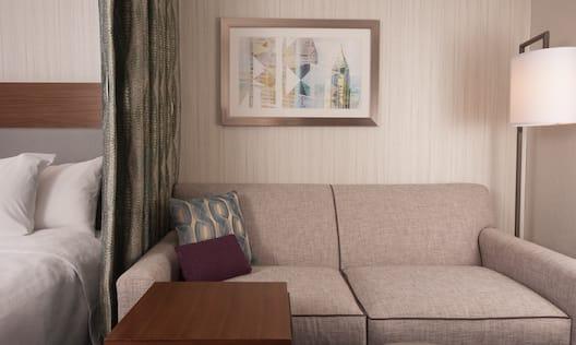 Studio Suite Sitting Area