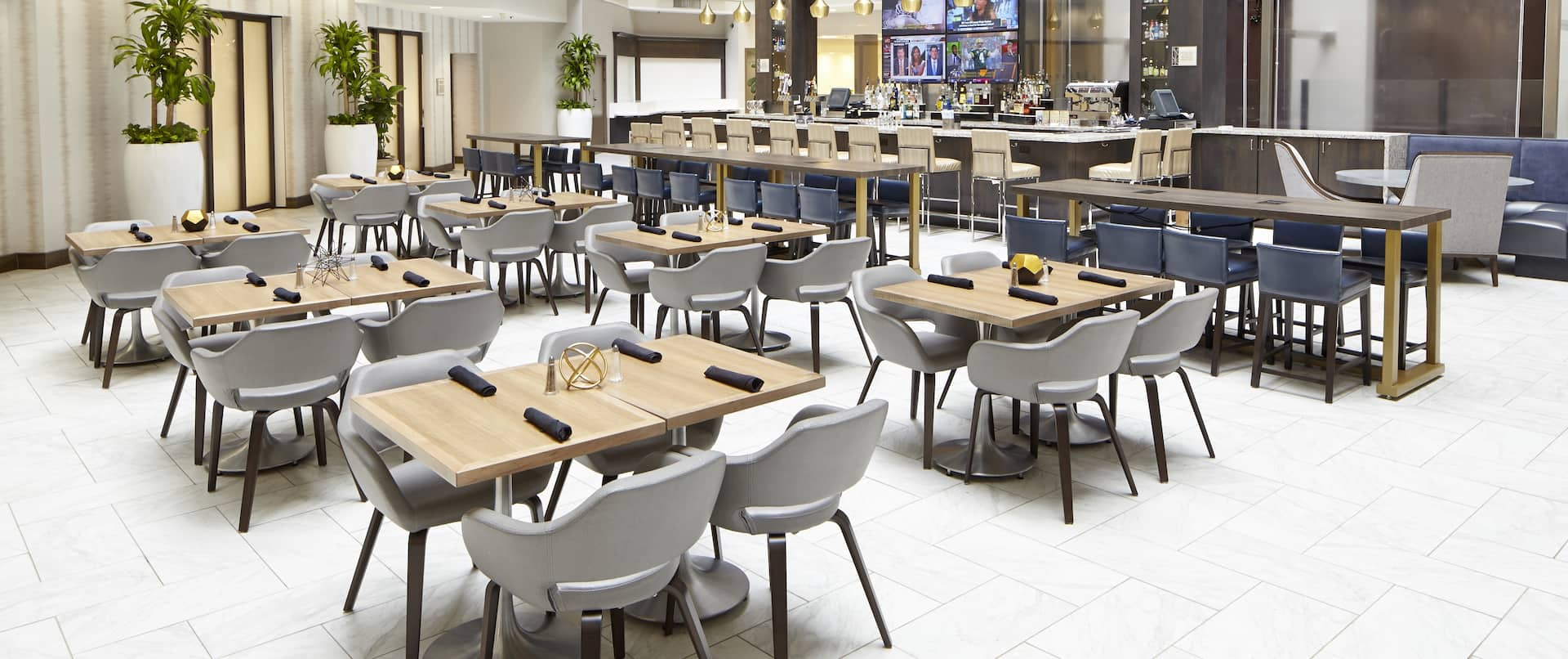 E'terie Restaurant Seating