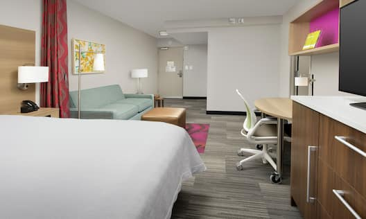 Accessible King Bedroom