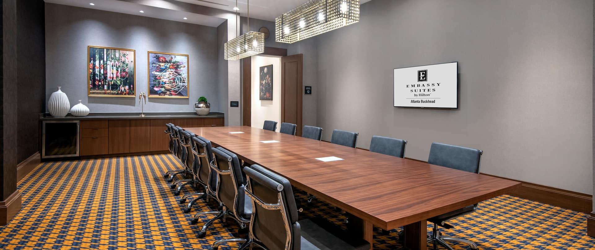 Peachtree Boardroom