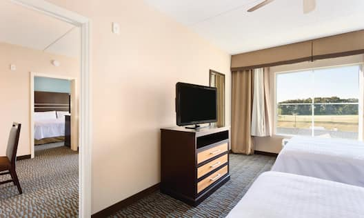 Two Bedroom Guestroom Suite