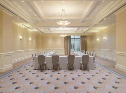 Azalea Room U-Shape Wide Angle View