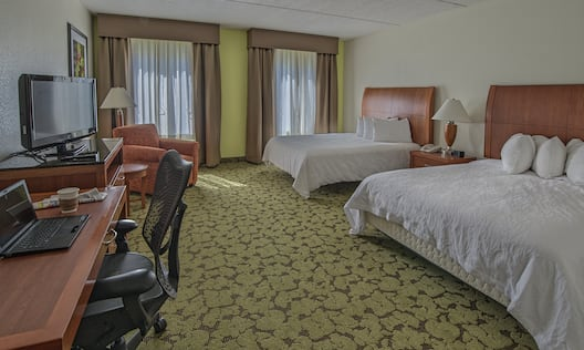 Accessible Two Queen Beds