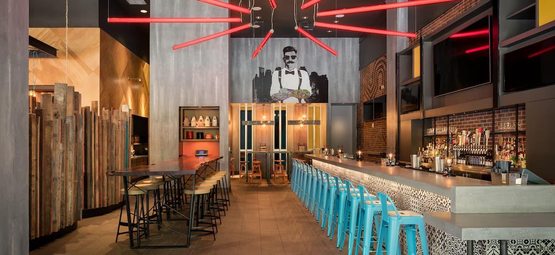 Austin Taco Project bar