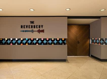 The Reverbery Entrance