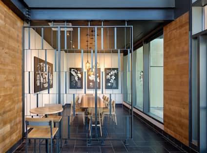 Starbucks Private Dining