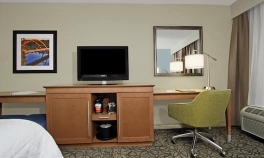 TV in Guestroom