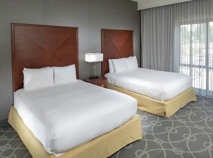 2 Queen Beds Premium Room