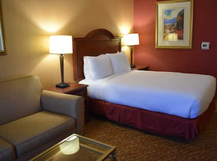 Accessible Double Bed Guestroom