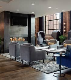 Workshop Lounge Area