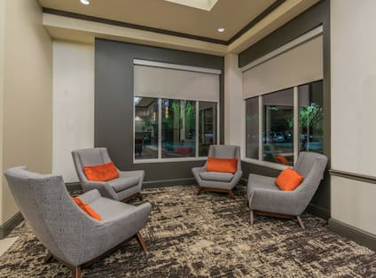 Lobby Soft Seating
