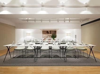 Alexandra Barcelona Curio Hotel Ballroom with Tables and Chairs, Forum B