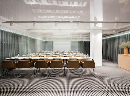Alexandra Barcelona Curio Hotel Ballroom with Chairs and Tables, Forum C