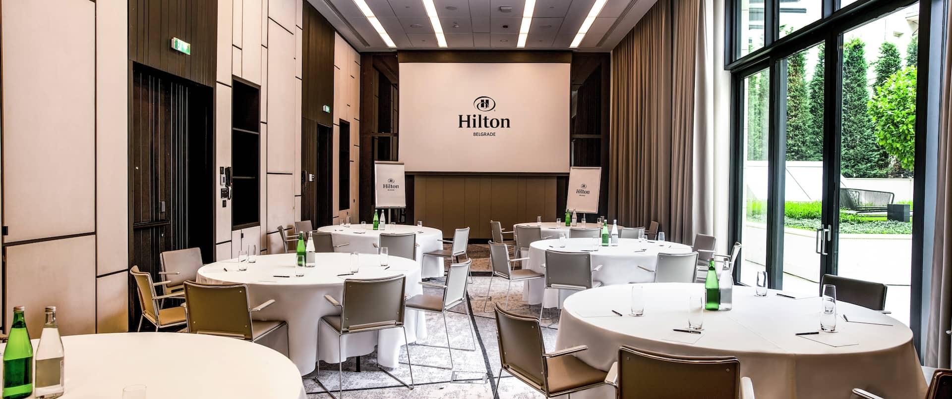 Banqueting - Conference Room 1 - Cabaret set up