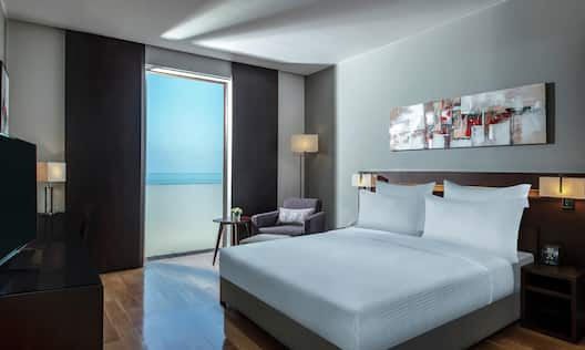 King Deluxe Room with Sea View
