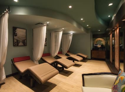 Spa Beds