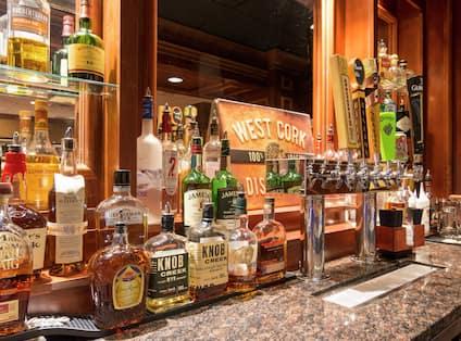 The Claddagh Irish Bar Spirits