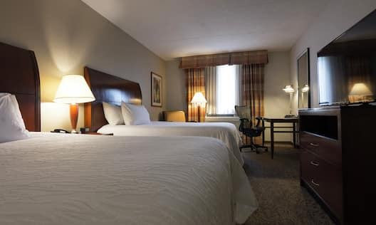 Two Queen Beds Room