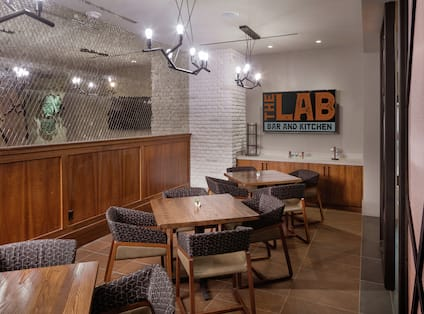 Lab Bar and Kitchen Private Dining