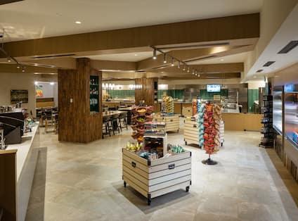 Lab Market Cafe