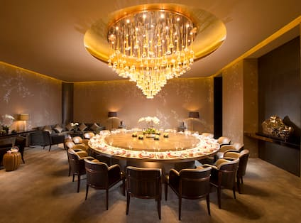 Private Dining Room at Lu Yu