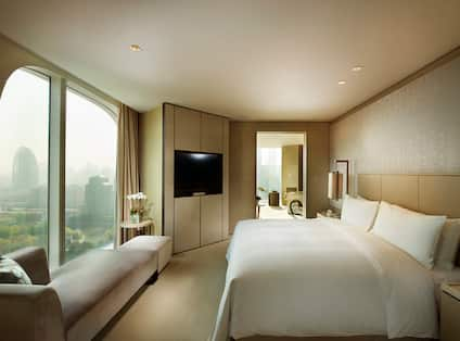 Executive Suite view from Bedroom