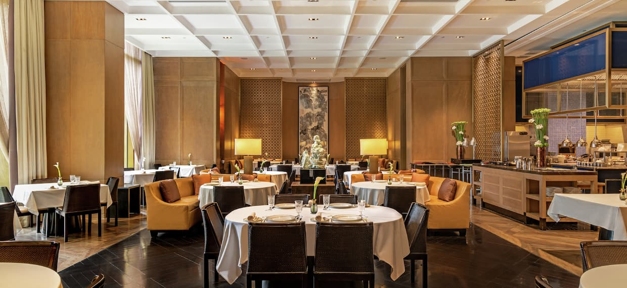 Brasserie 1893 serves innovative French cuisine