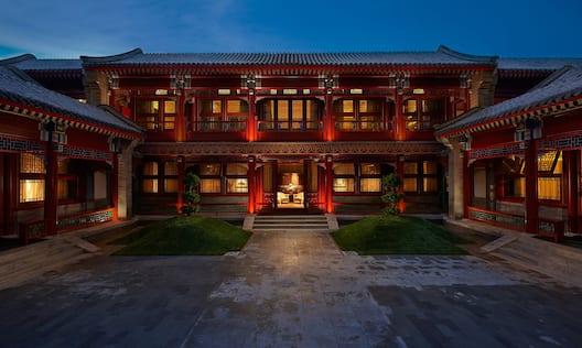 Waldorf Hutong Villa