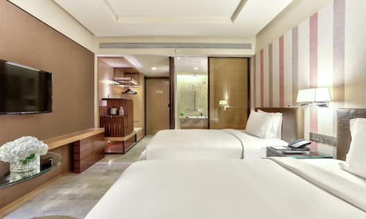 Twin Guestroom