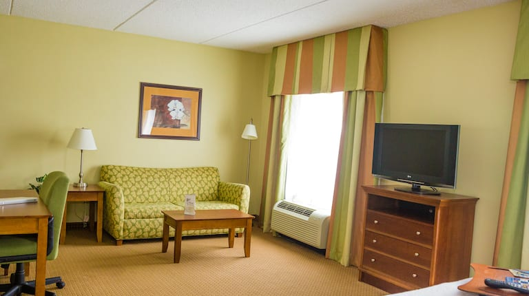 Hampton Inn And Suites Hotel In Blairsville Pa