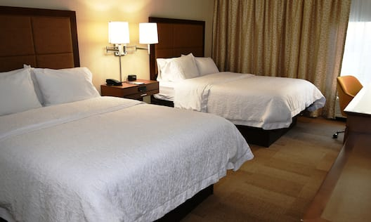Two Queen Beds in Guest Room