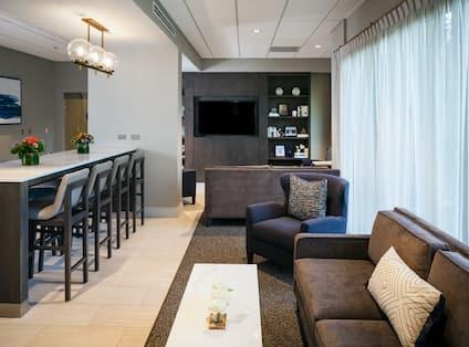 Executive Lounge Seats