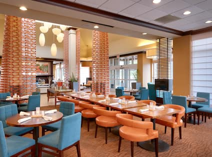 View of Lobby Dining Area