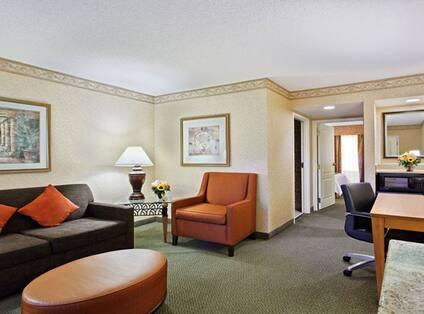 Suites Living Room